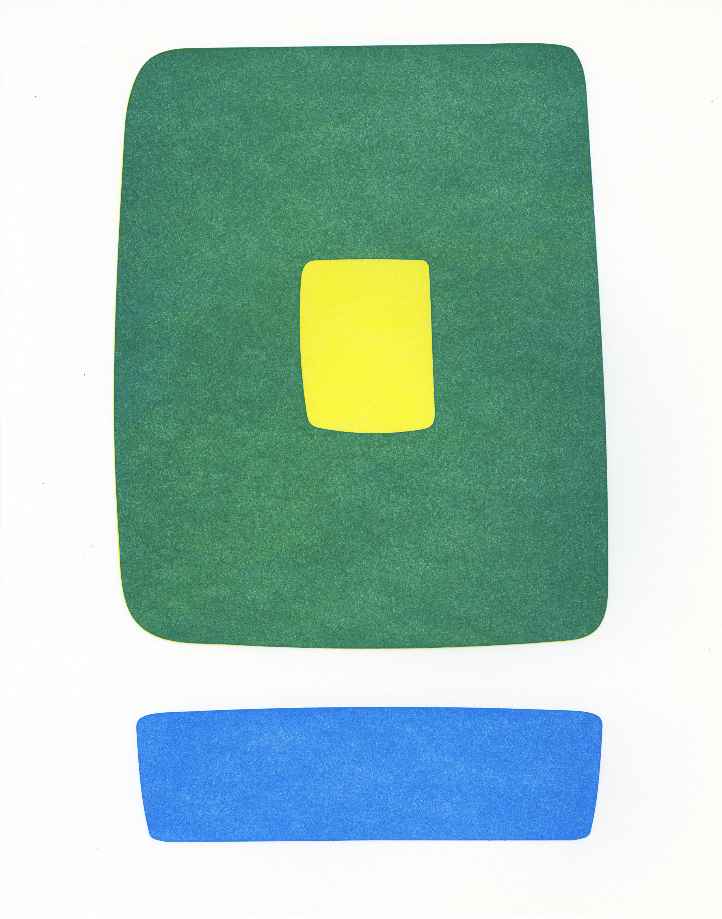 "cyg, 2016, letterpress, 10"" x 8"""
