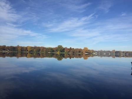 Crooked Lake Fall Blue sky compressed.JPG