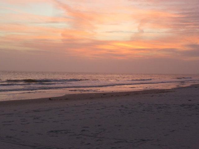 'Bama Sunset