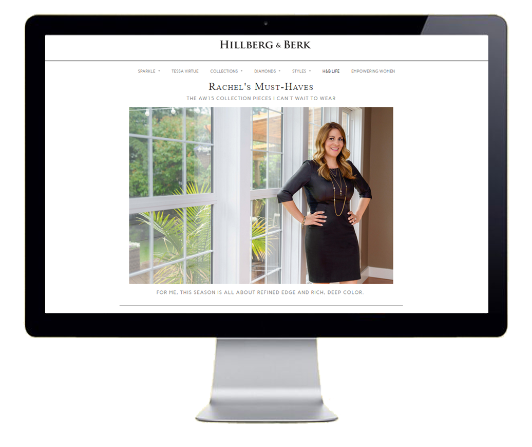Rachel Mielke Hillberg & Berk Blog