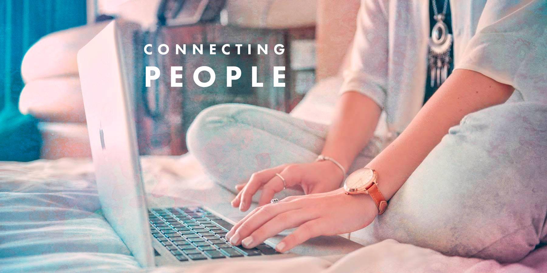 connecting people in regina