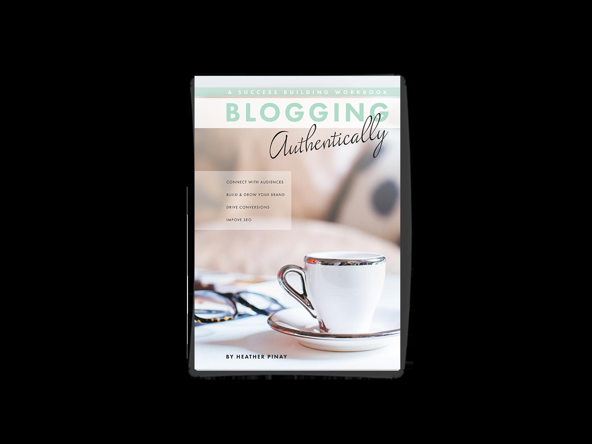 Blogging Authentically