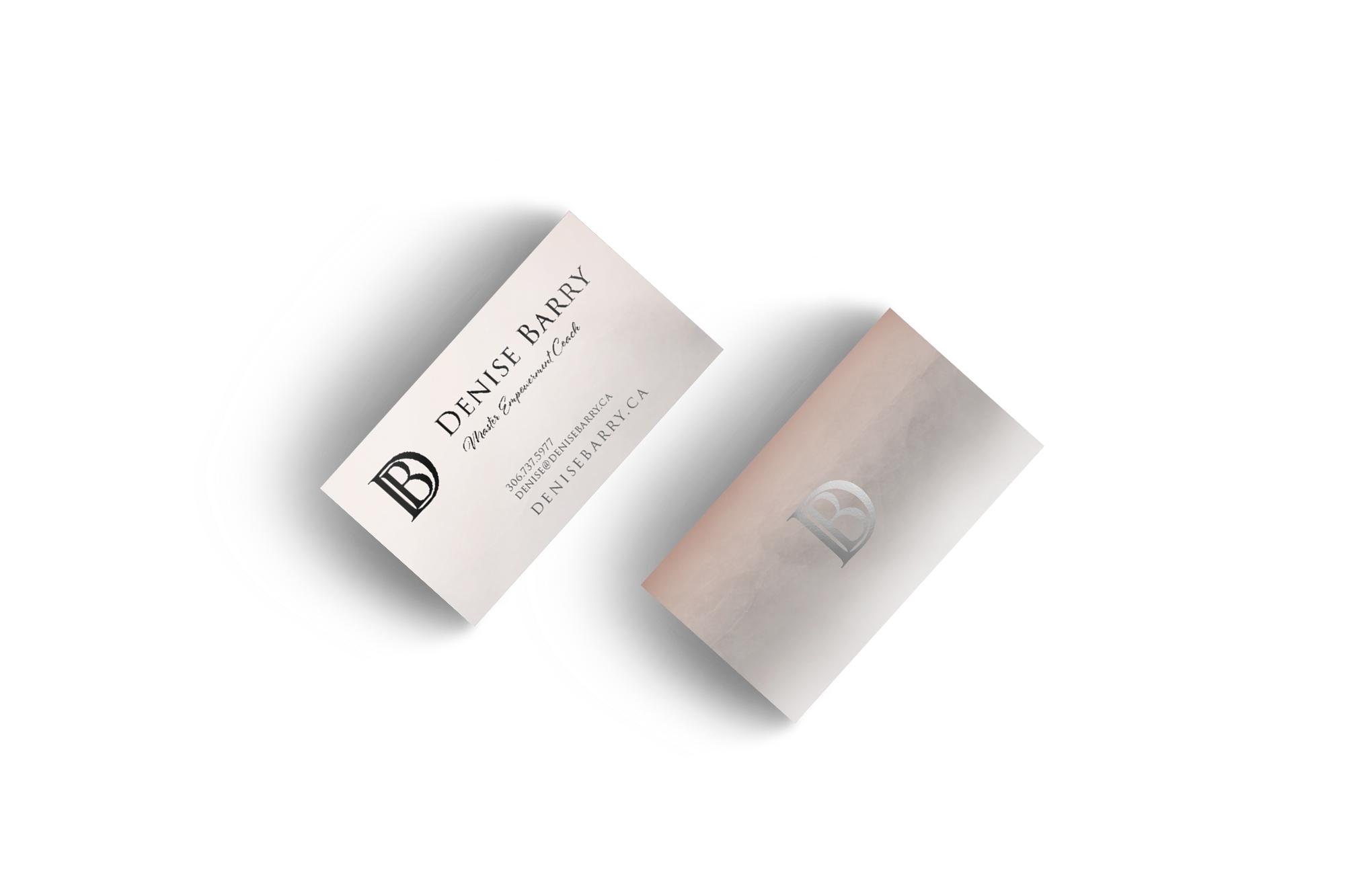 Denise Barry Business Card
