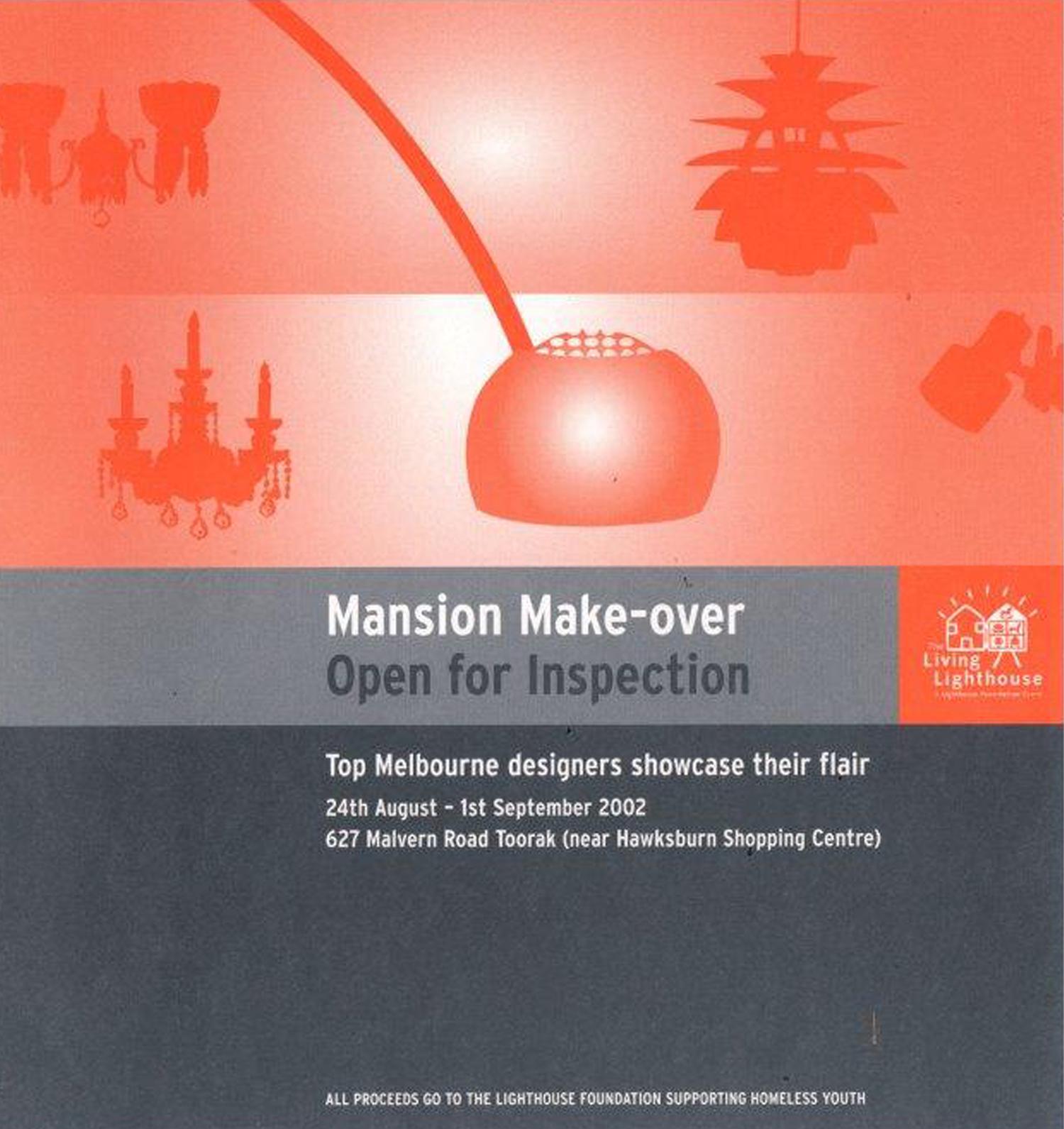 Mansion Make-over