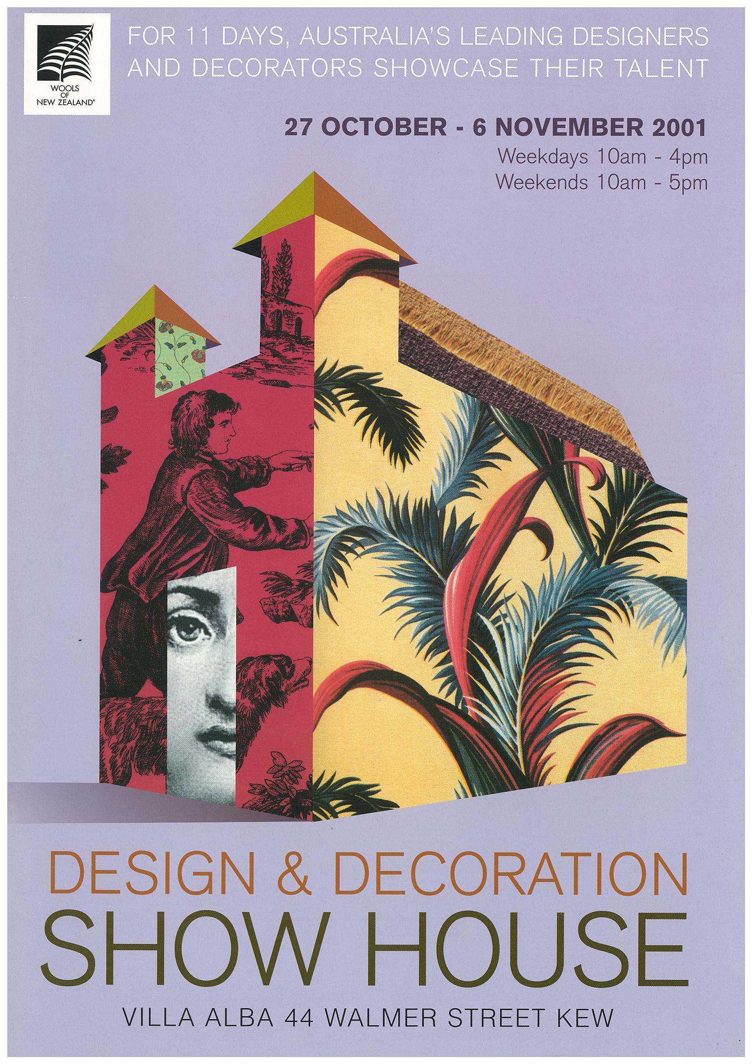 Design & Decoration Show House