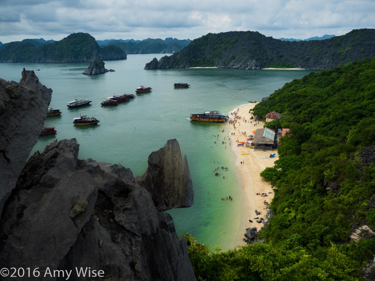 Vietnam's Ha Long Bay