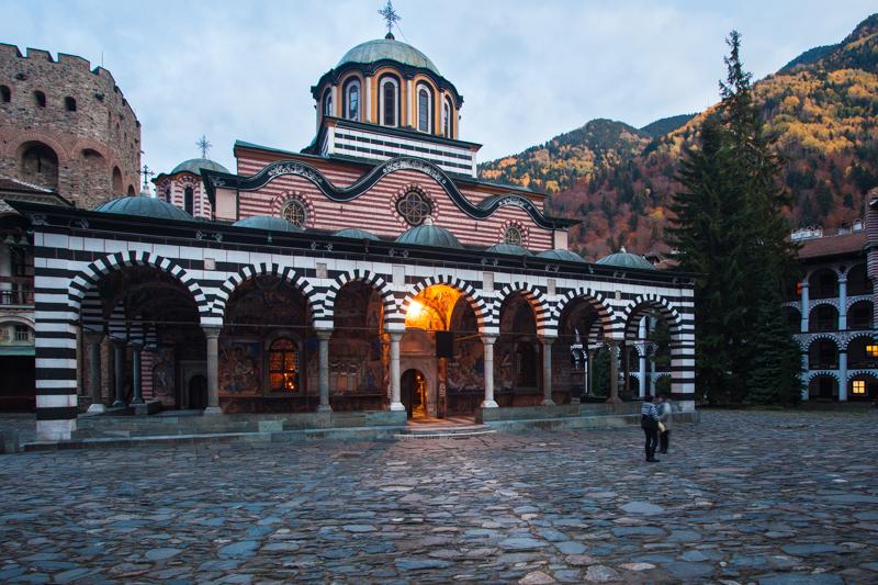 Fall finds Bulgaria