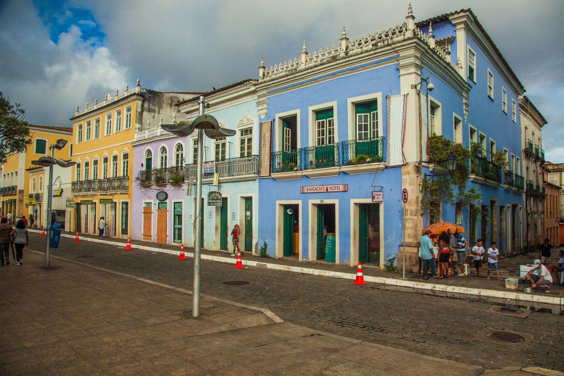 Historic Salvador, Brazil