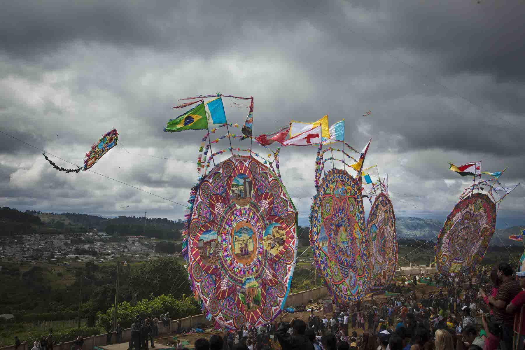 Dia de los Muertos, Guatemala
