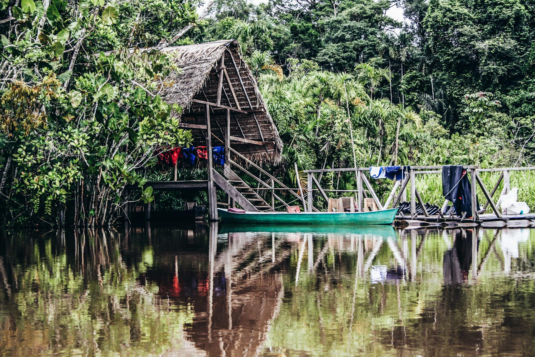 Amazon livin', Ecuador