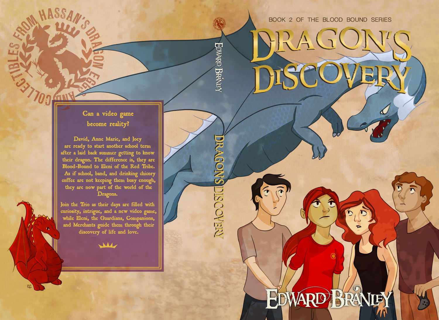 Dragon's Discovery