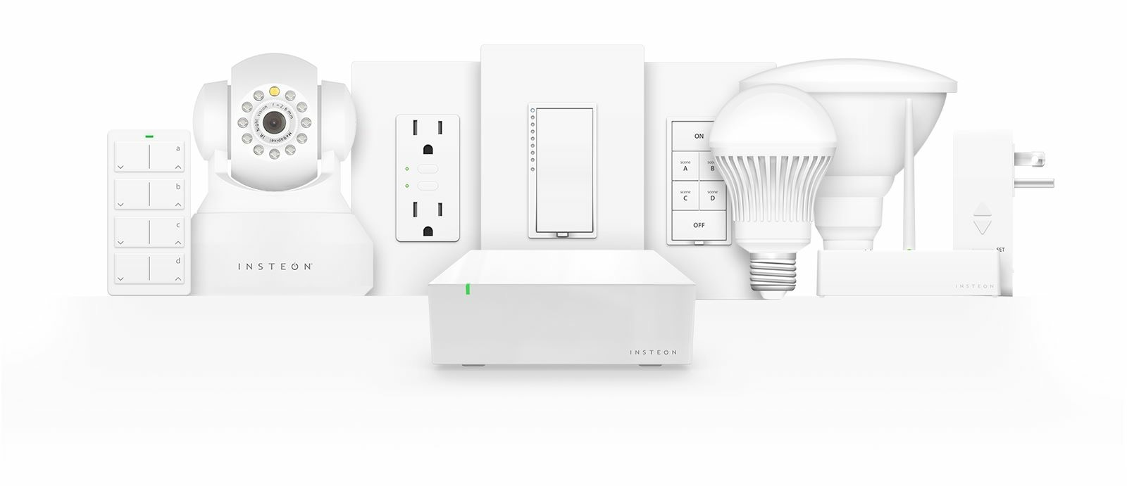 Multiple Insteon Products to Chose From
