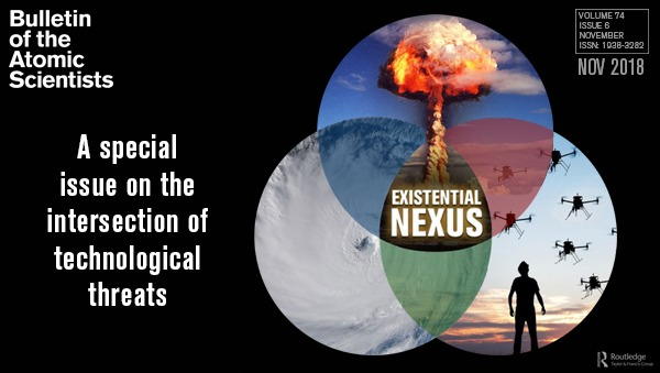 The Existential Threat Nexus Confronting Humanity