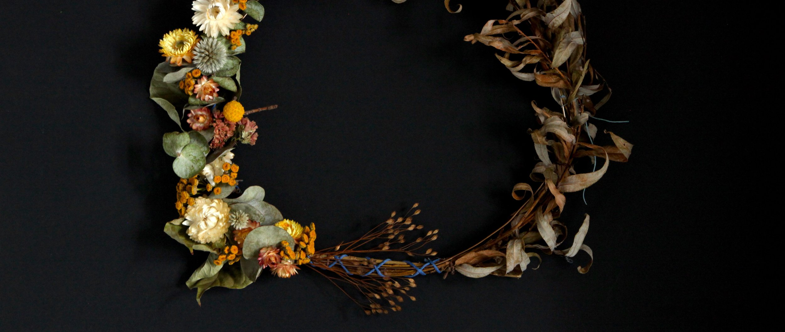 Wreaths - Meditations on time and place