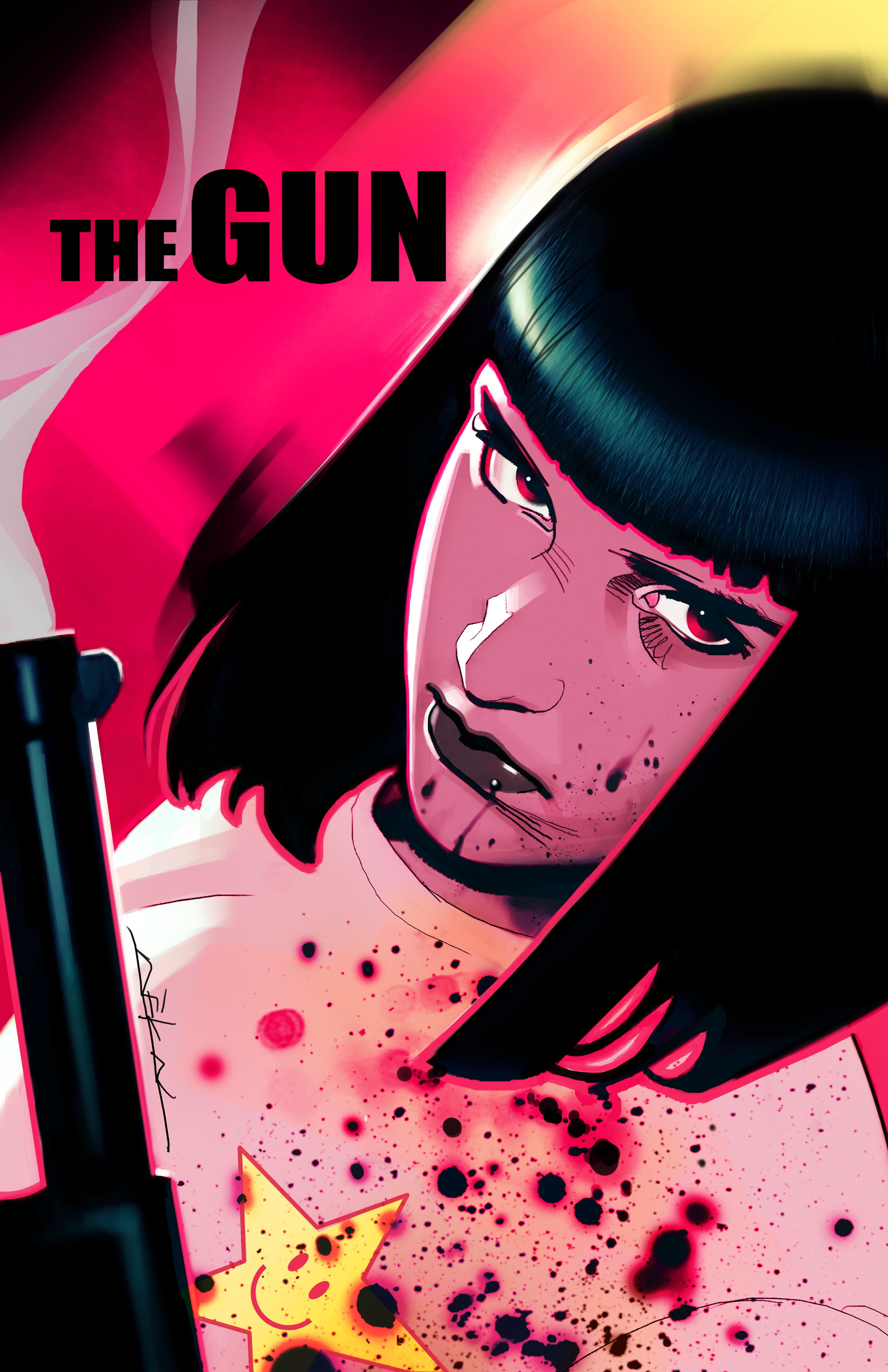 The Gun 2 by Jeff Dekal