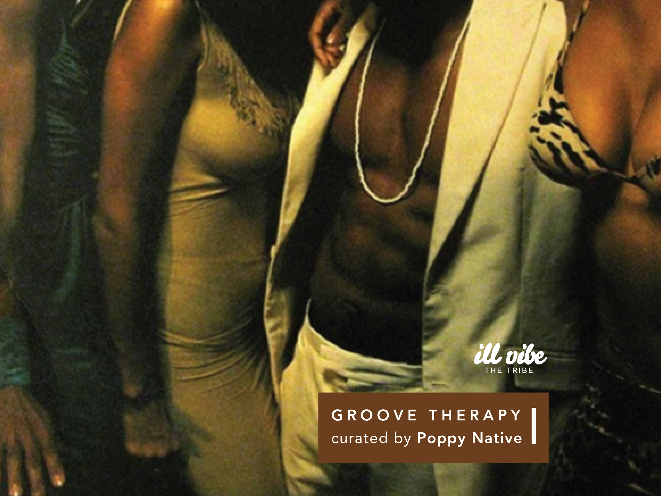 Groove Therapy Curated by PoppyNative