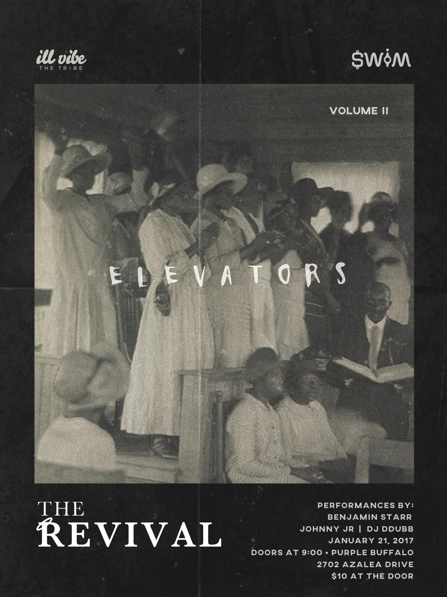 Elevators Vol.2 [RECAP]