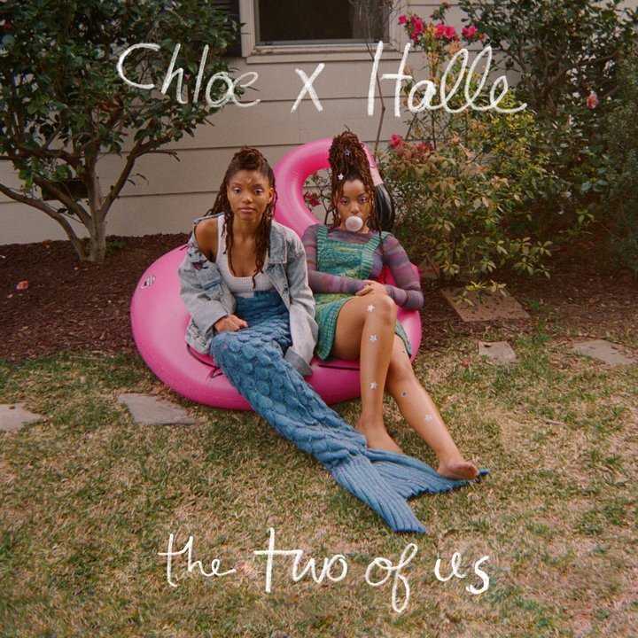 Chloe and Halle -   The Two of US      Aside from the fact that these two gems wrote, produced, mixed and mastered this project completely on their own this mixtape feels like freedom. The mystical harmonies, the carefree lyrics, the playful melodies. We just love the funk and the whimsical mood these two constantly evoke. This mixtape embodies that experience. But what is to also be admired on this tape is they are reminding people you won't put them in a box, you won't step to them any kind of way, and to not forget that they are Young Goddesses in these streets. Get into it.