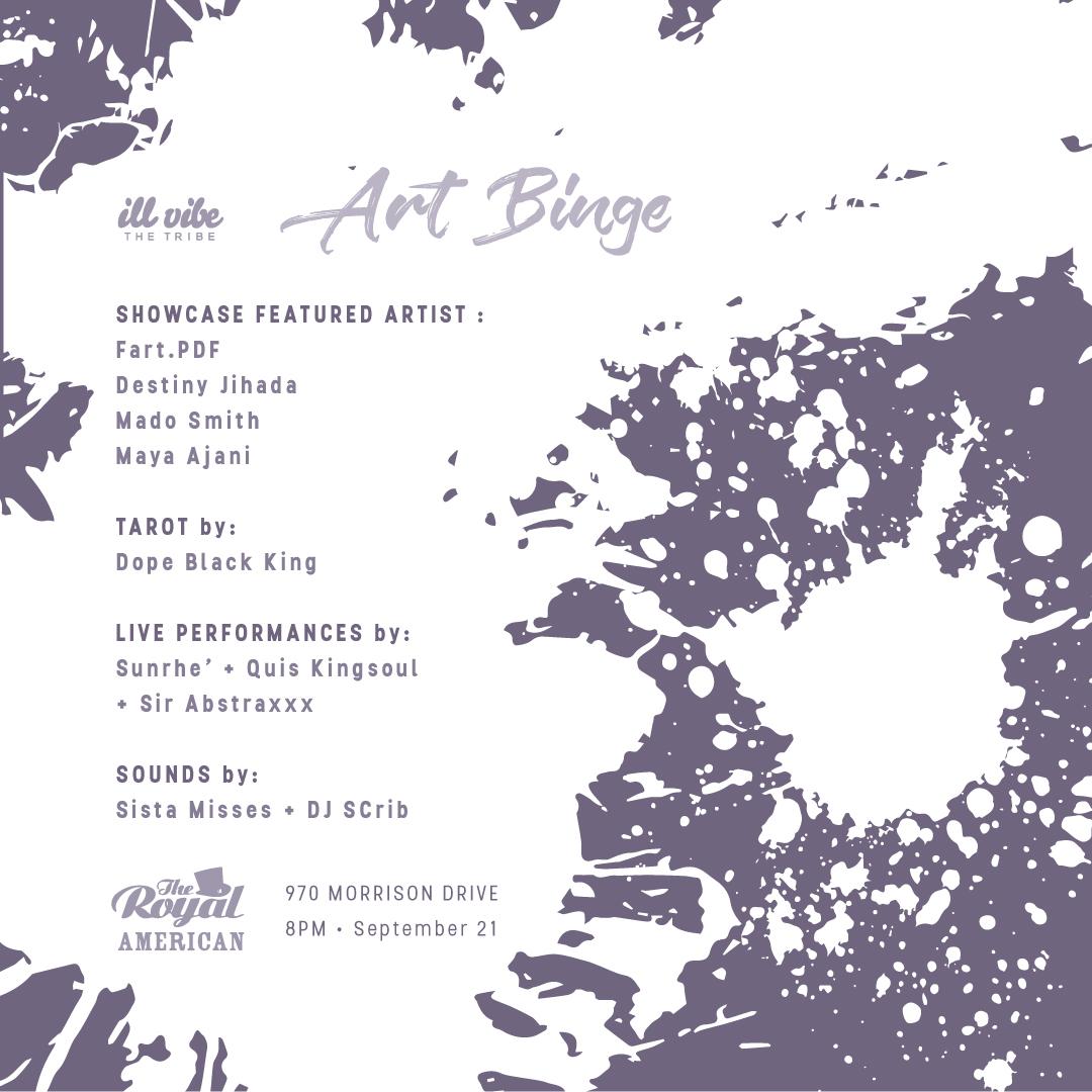 Art Binge II