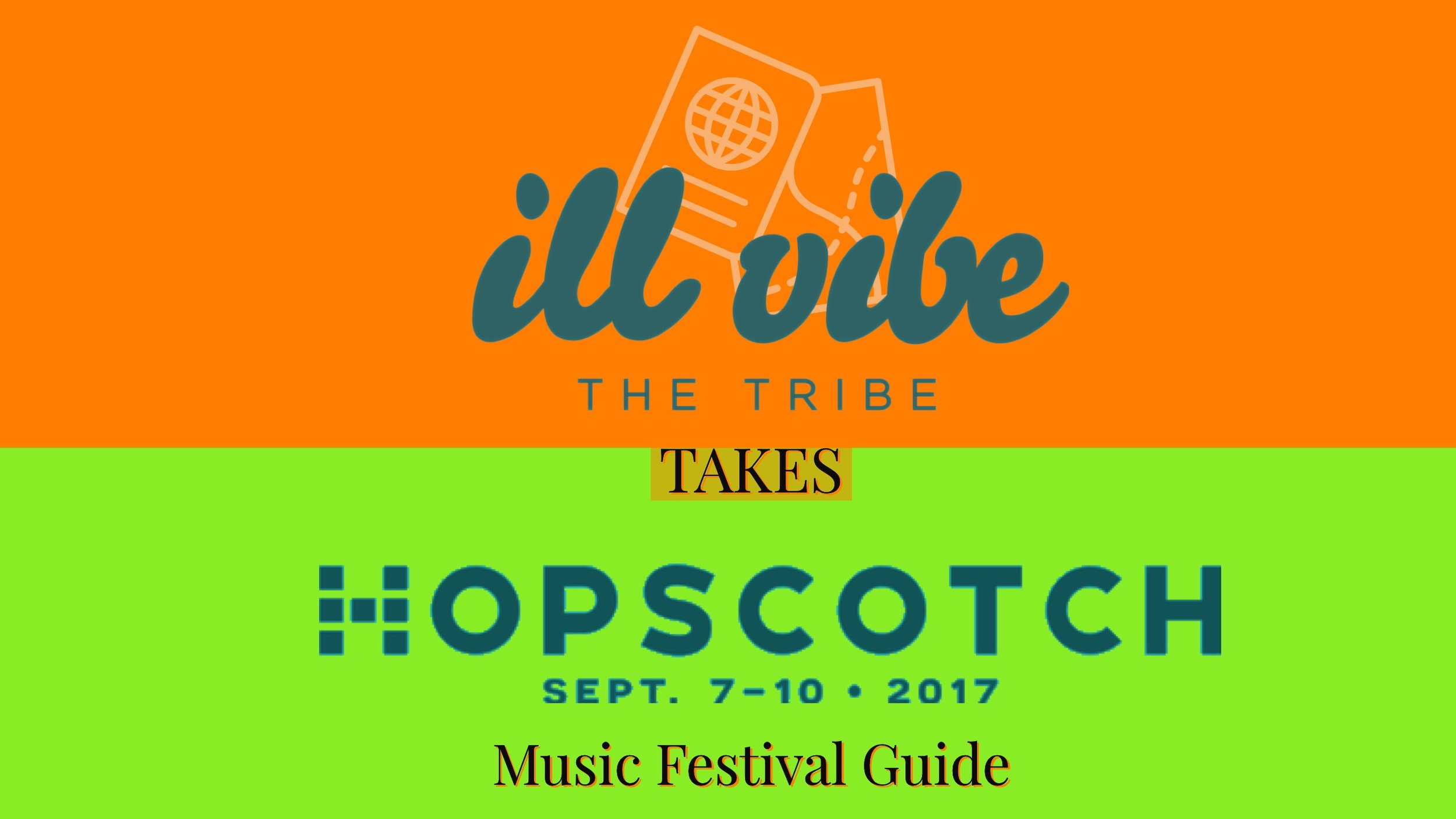 Hopscotch Music Festival Guide 2k18