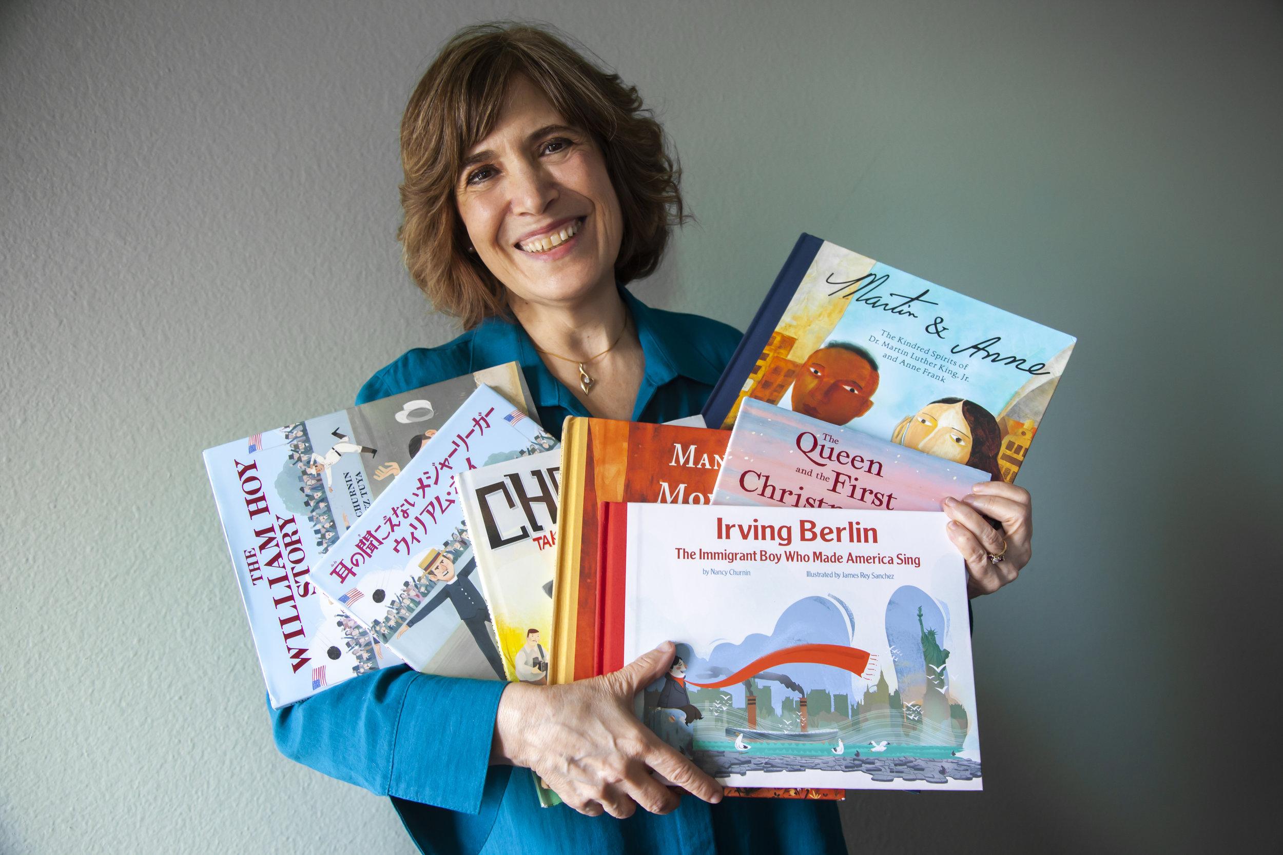Blog — Nancy Churnin
