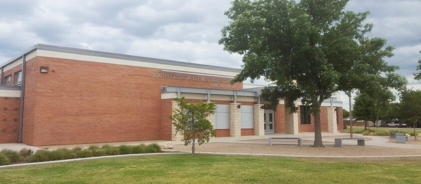 SOUTH GEORGIA ELEMENTARY IN AMARILLO, TEXAS kicked off the Kindred Spirits project by partnering with a school in El Paso, Texas in September 2019
