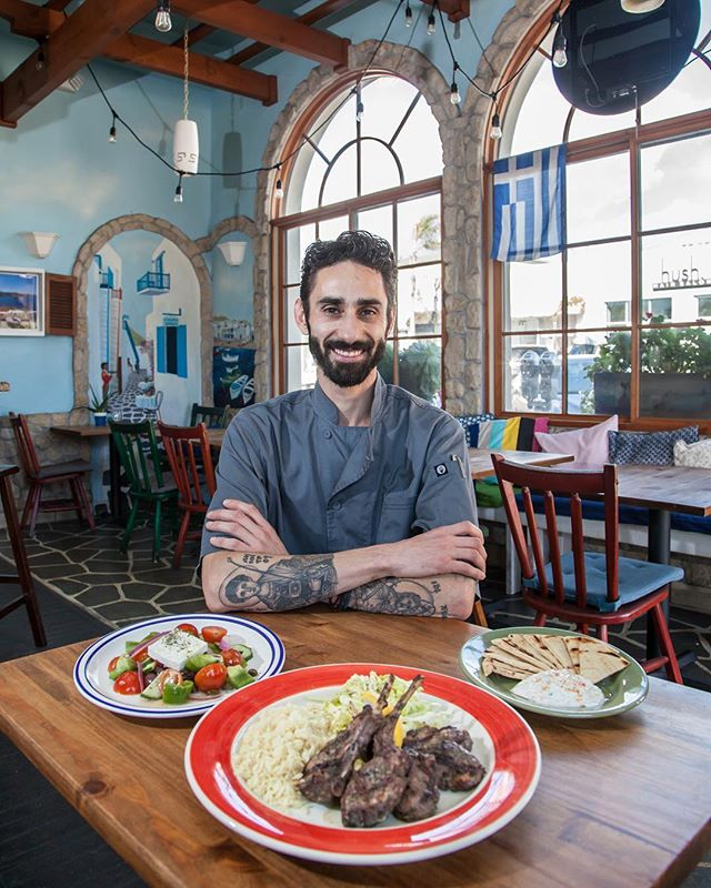 Thank you @easyreadernews and Richard Foss for such a nice write up!  https://easyreadernews.com/authentically-greek-restaurant-review/  Photo credit @jpcorderophoto