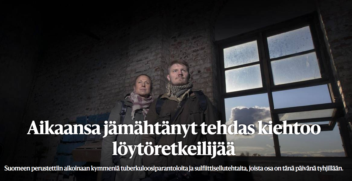 Helsingin Sanomat /
