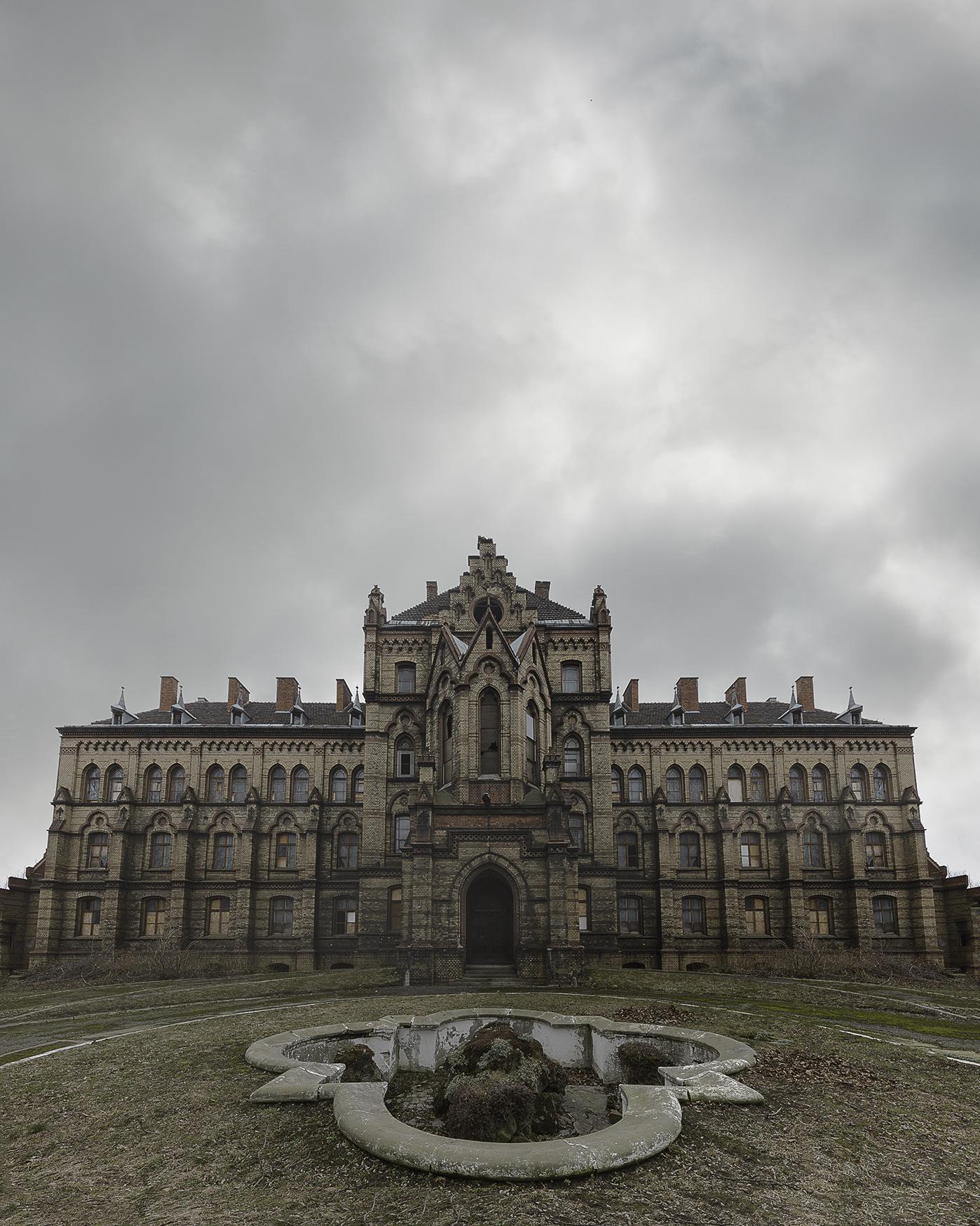 Sanatorium Abandoned Nordic