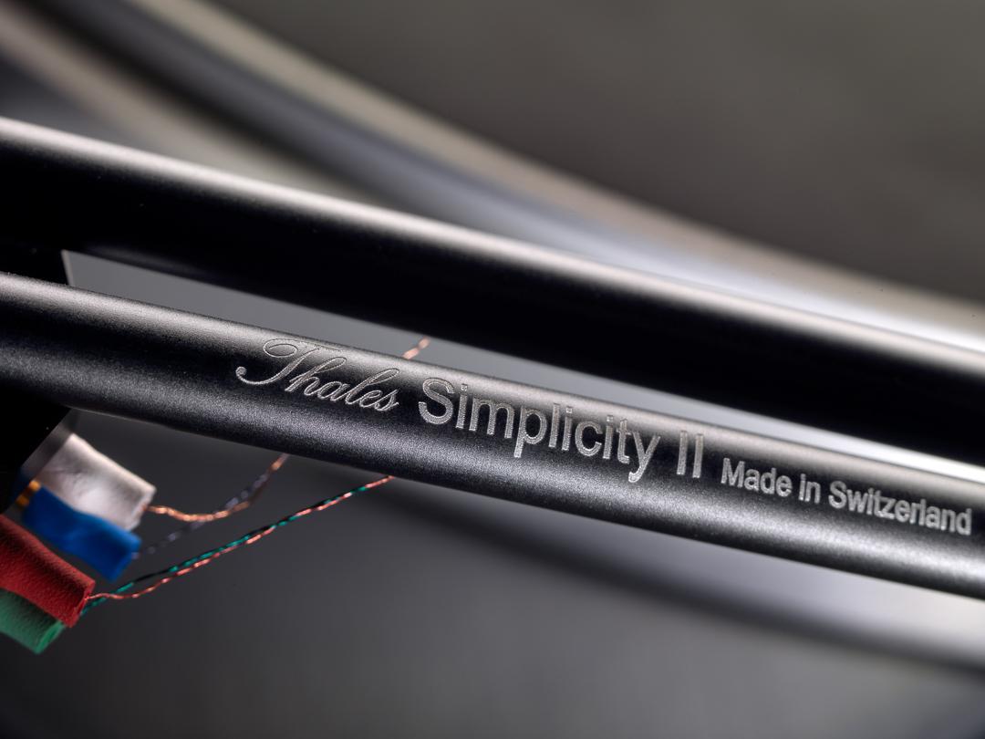 Thales Simplicity II Tonearm