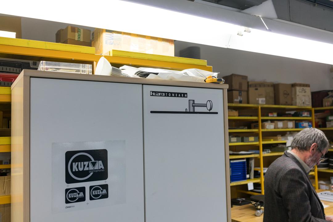Kuzma Production Facility
