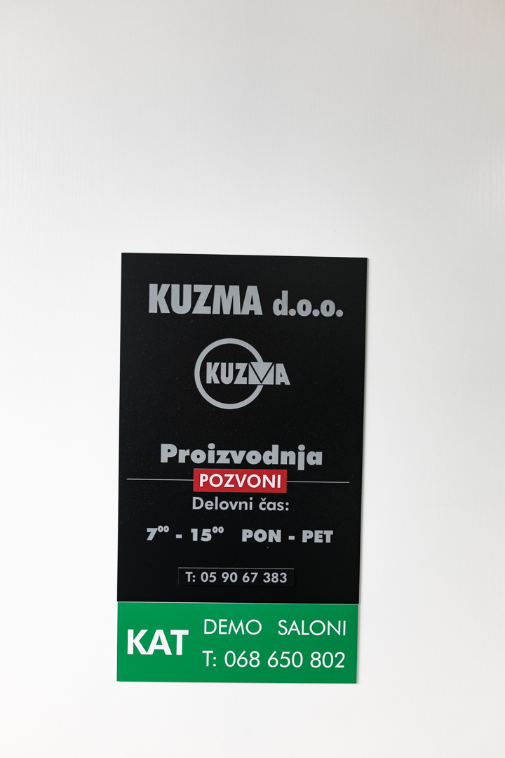 Kuzma Production Facility