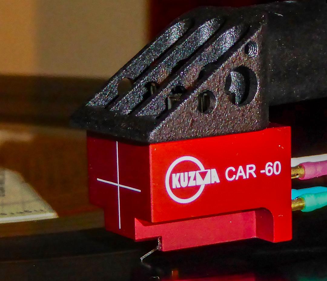Kuzma CAR-60