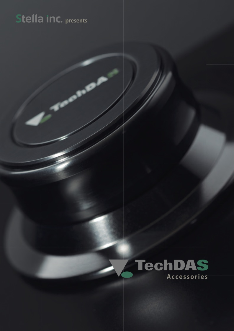 2018 TechDAS Accessory Brochure