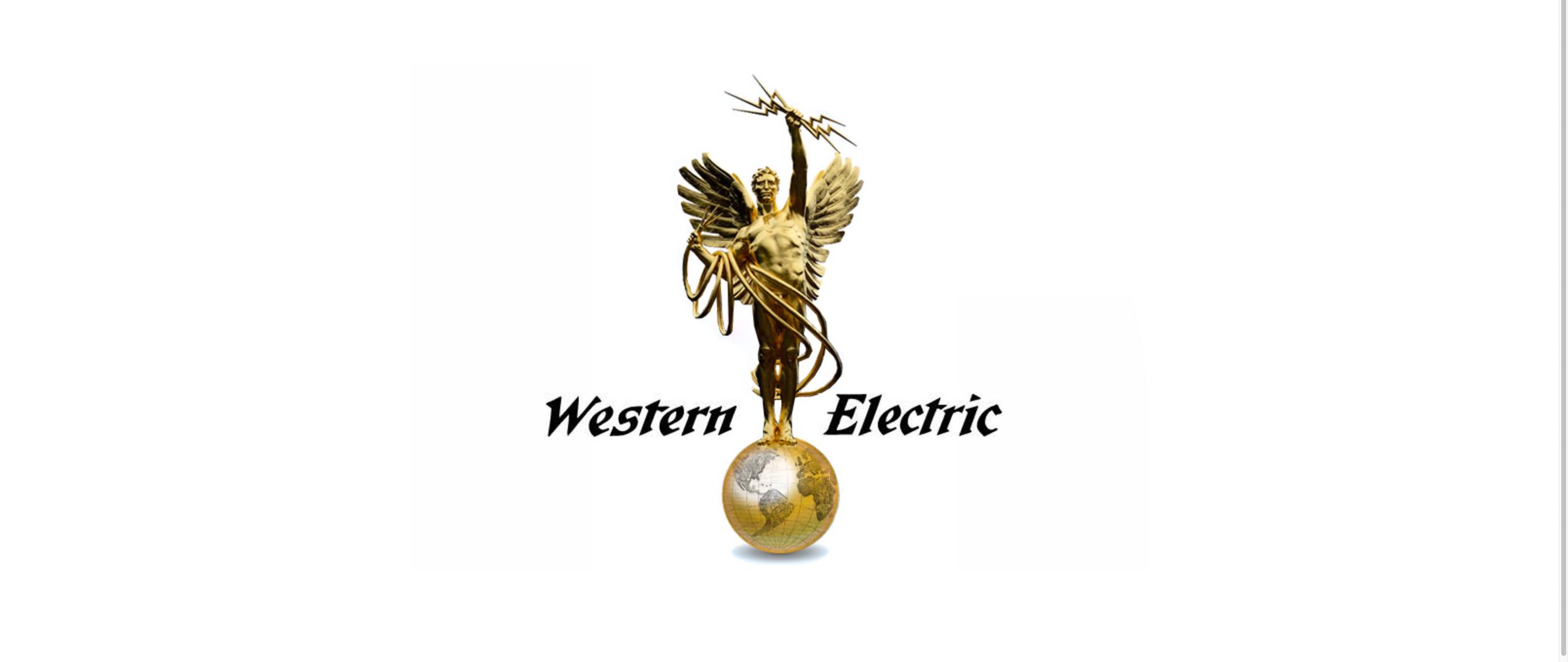 Western Electric Logo