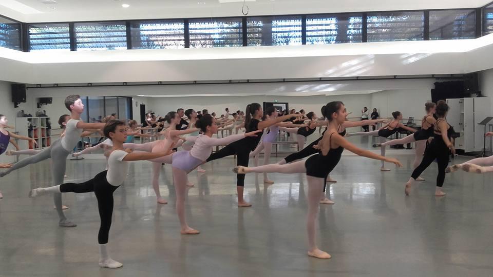 Cours de classique -Patrick Dupond