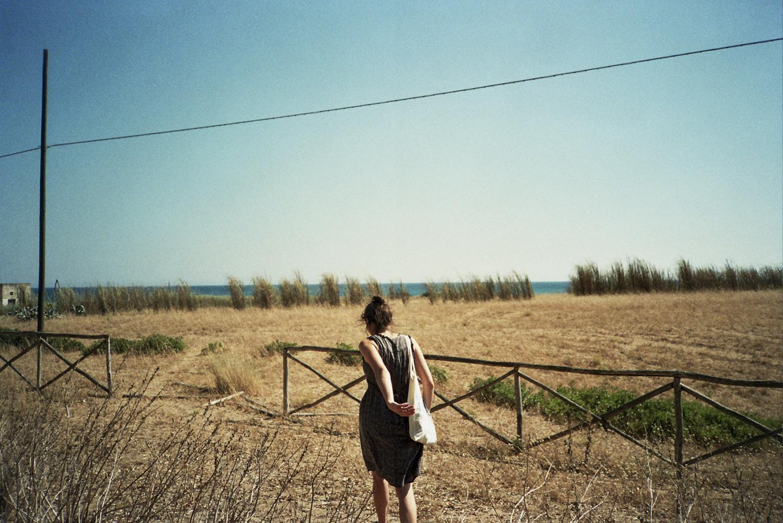 Fields - Sicily, 2015