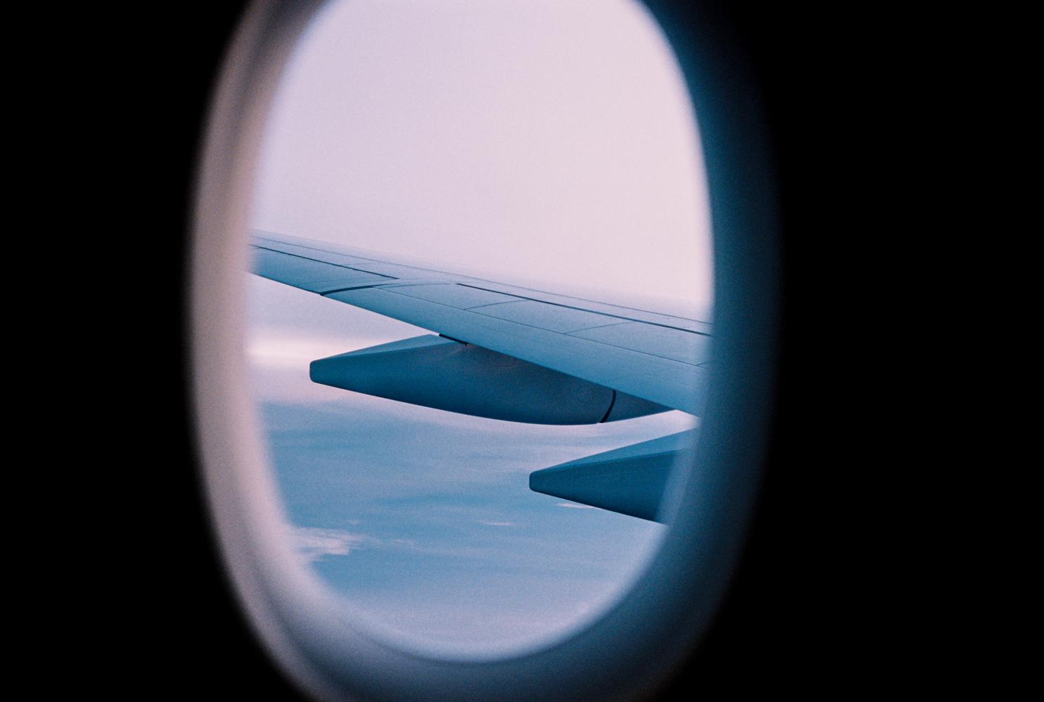 Plane - Vietnam, 2017