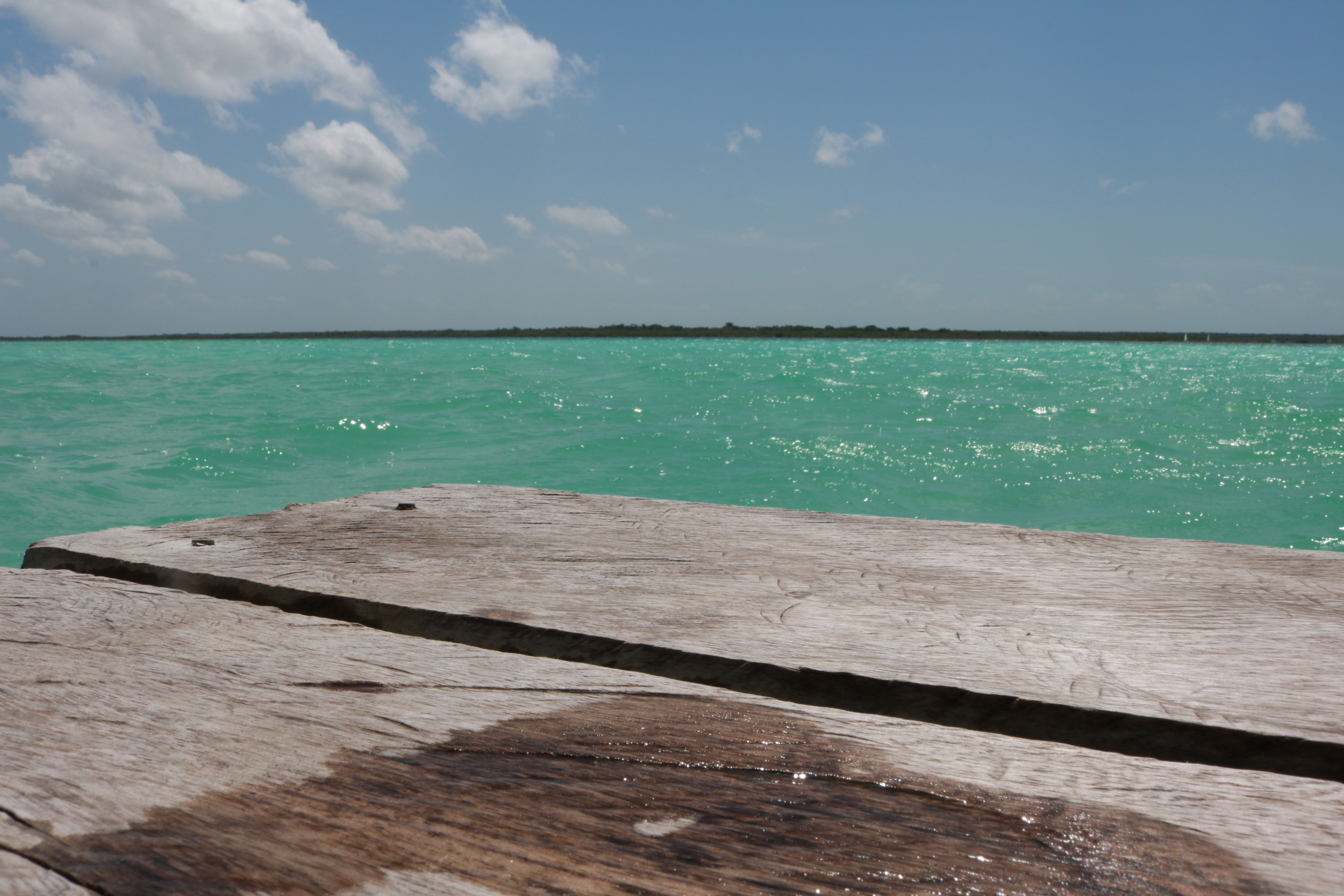 A Day Trip to Lake Bacalar - Mexico