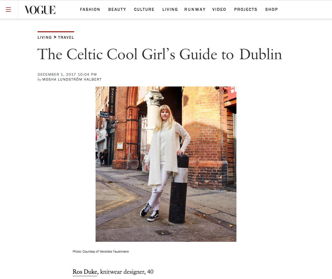Vogue.com December '17