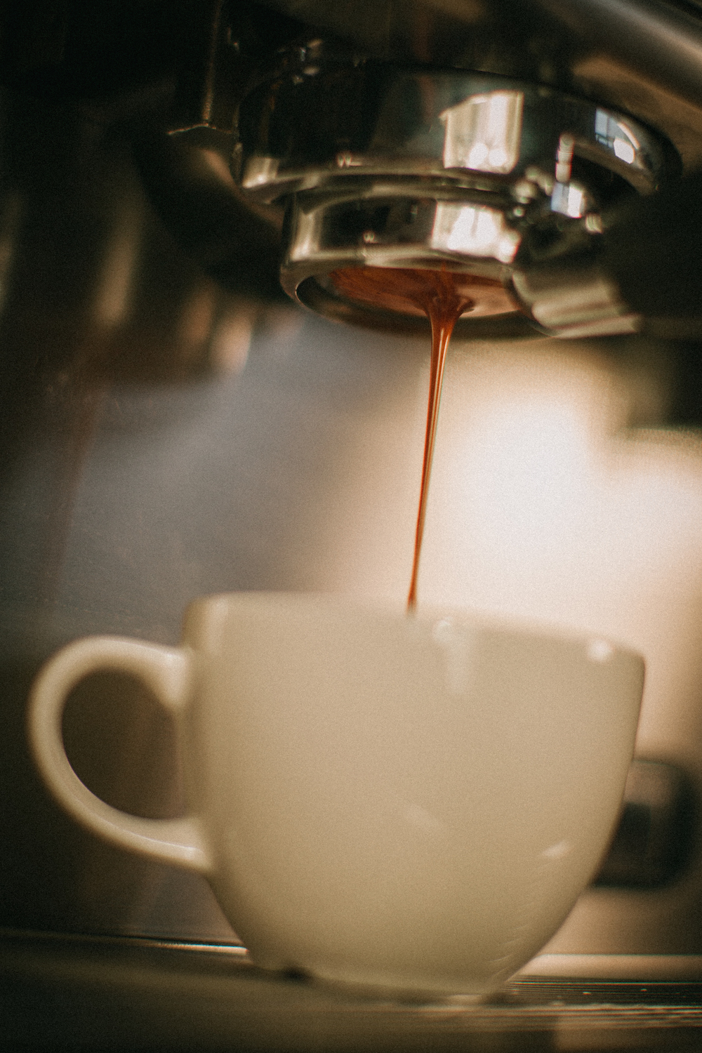 Exceptional Espresso, every time - From 50 to 2000 drinks a day our professional baristas maintain the highest standards of service.