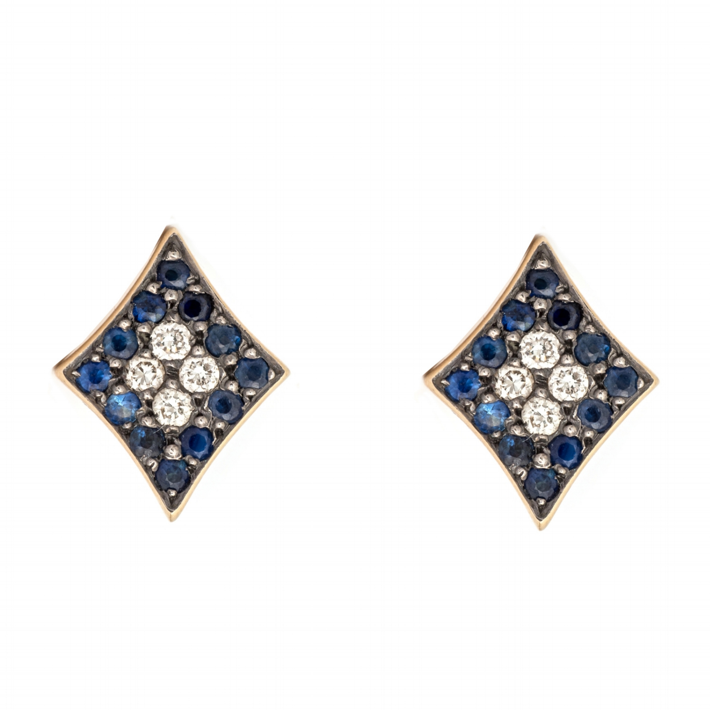 Rhombi Earrings