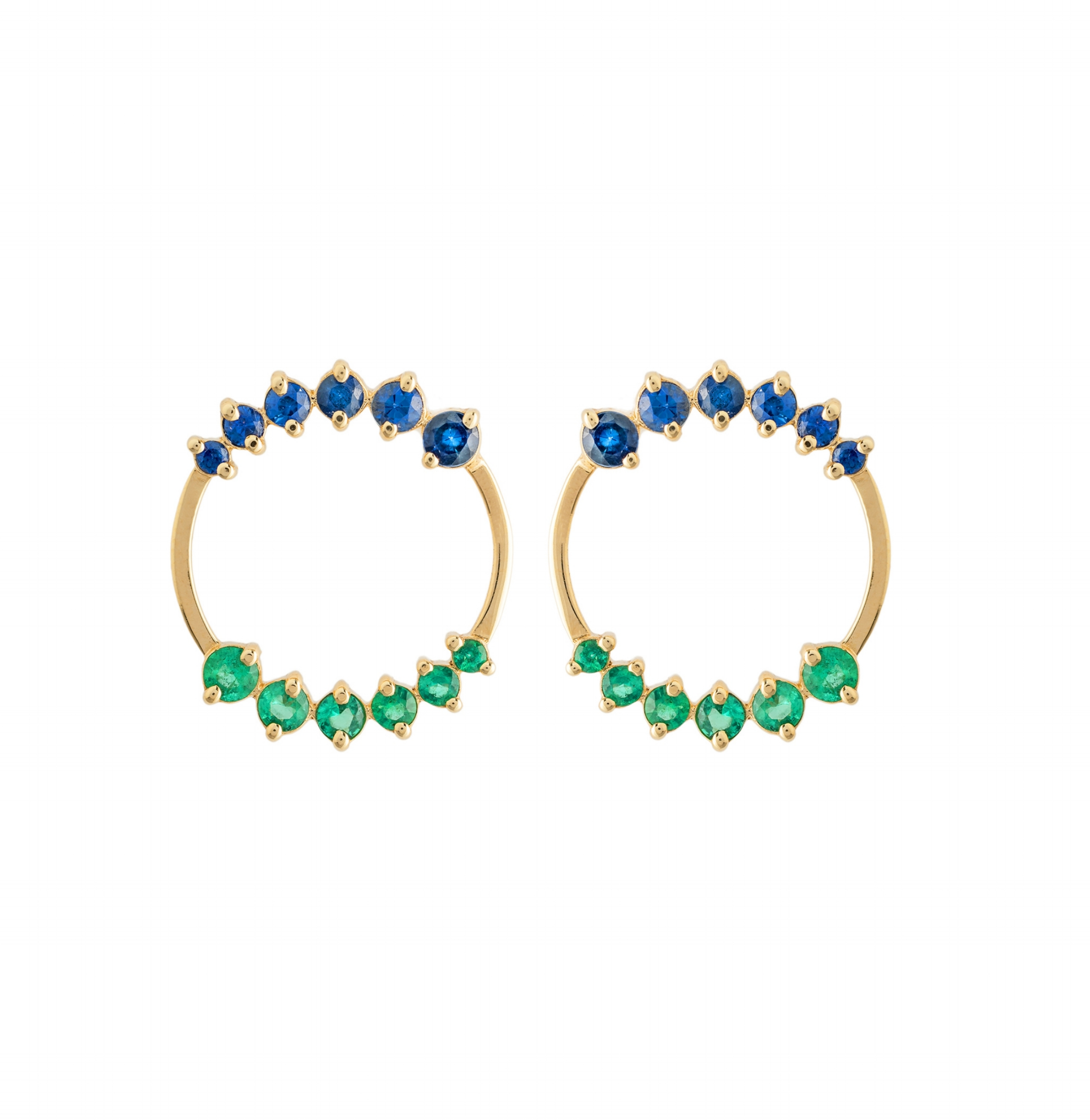 Caldera Earrings