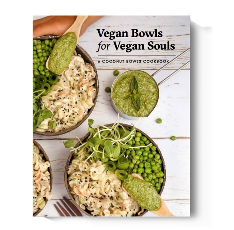"On 20th November @ veganbowls  & @ coconutbowls  will launch a cookbook ""  Vegan bowls for vegan souls  "" with  100 plant based recipes created by the influencers from all over the world  - including  me . I still can't believe that my  potachos  recipe's in the same book as the recipes from my inspiration @ earthyandy  @ tessbegg  or @ frommybowl  and that the book will be  published worldwide . Honestly, it's my dream come true. However, I'd never make it without you so I'd like to say a huge  THANK YOU  to every single one of you. I'll never stop being grateful for your support."