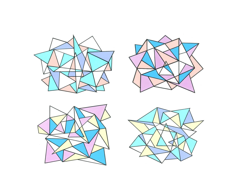 Triangle Series #02 (2015)