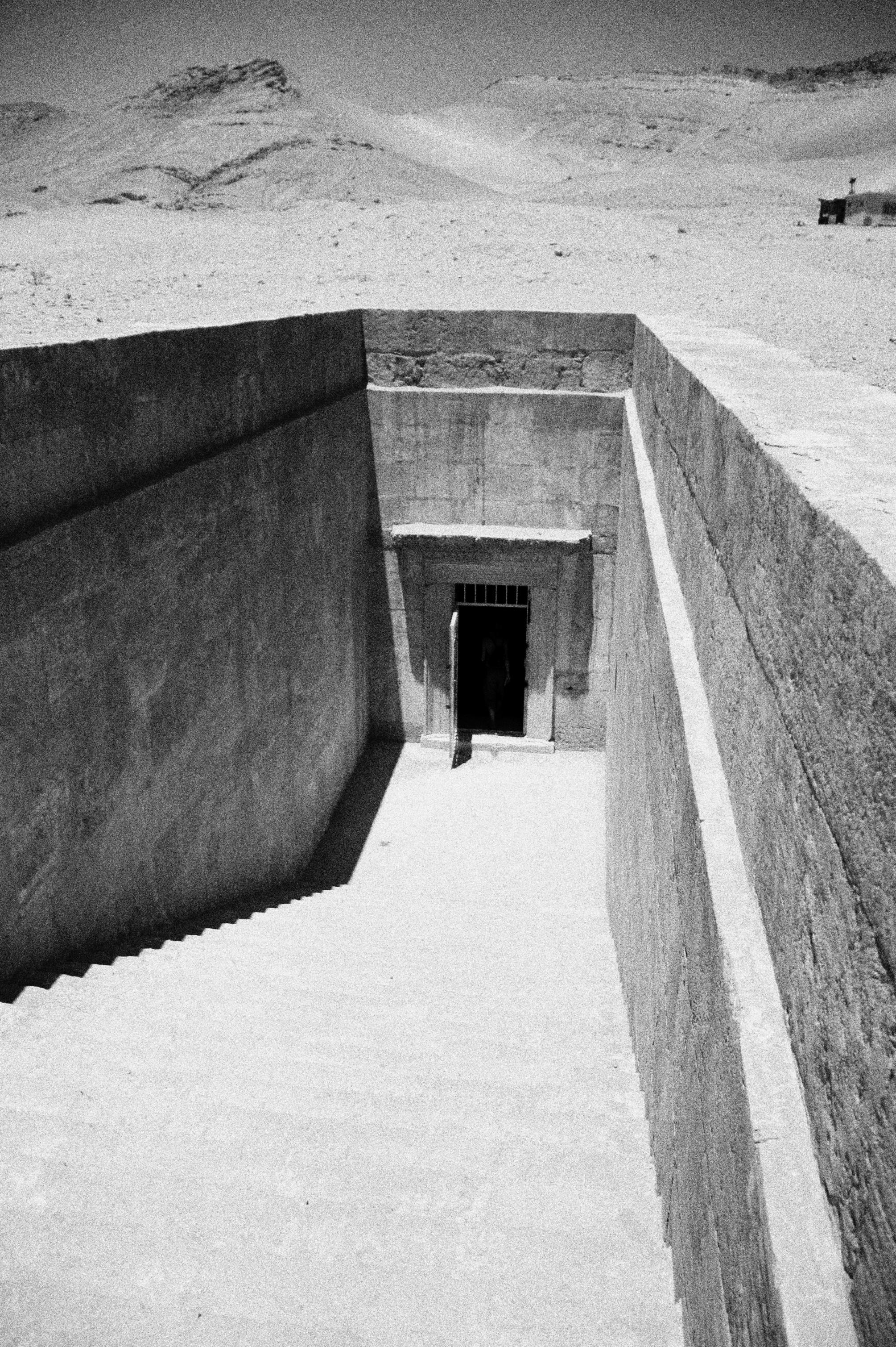 Palmyra (Tomb photo).