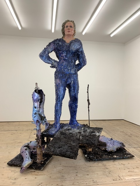 John Summers, solo exhibition (2019) at Threeworks