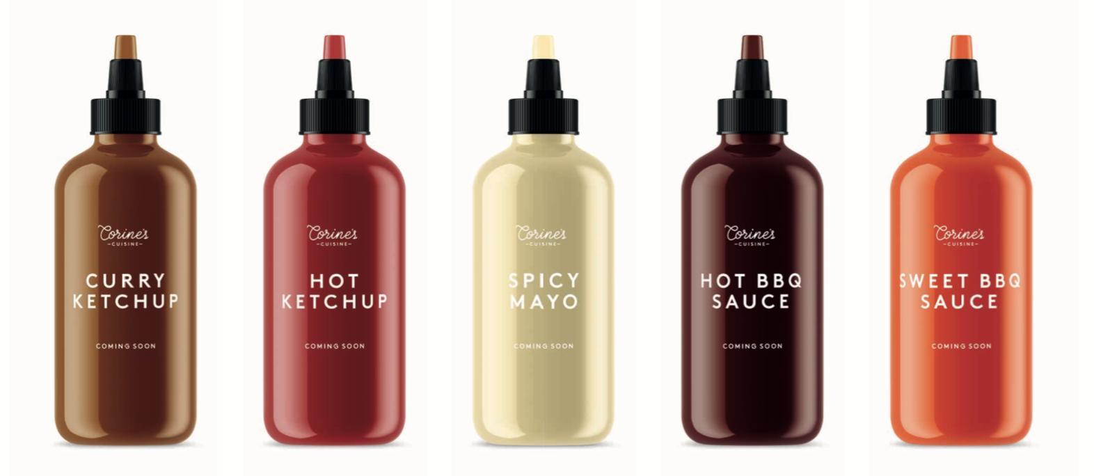 Ketchups, Mayo, and BBQ Sauces -