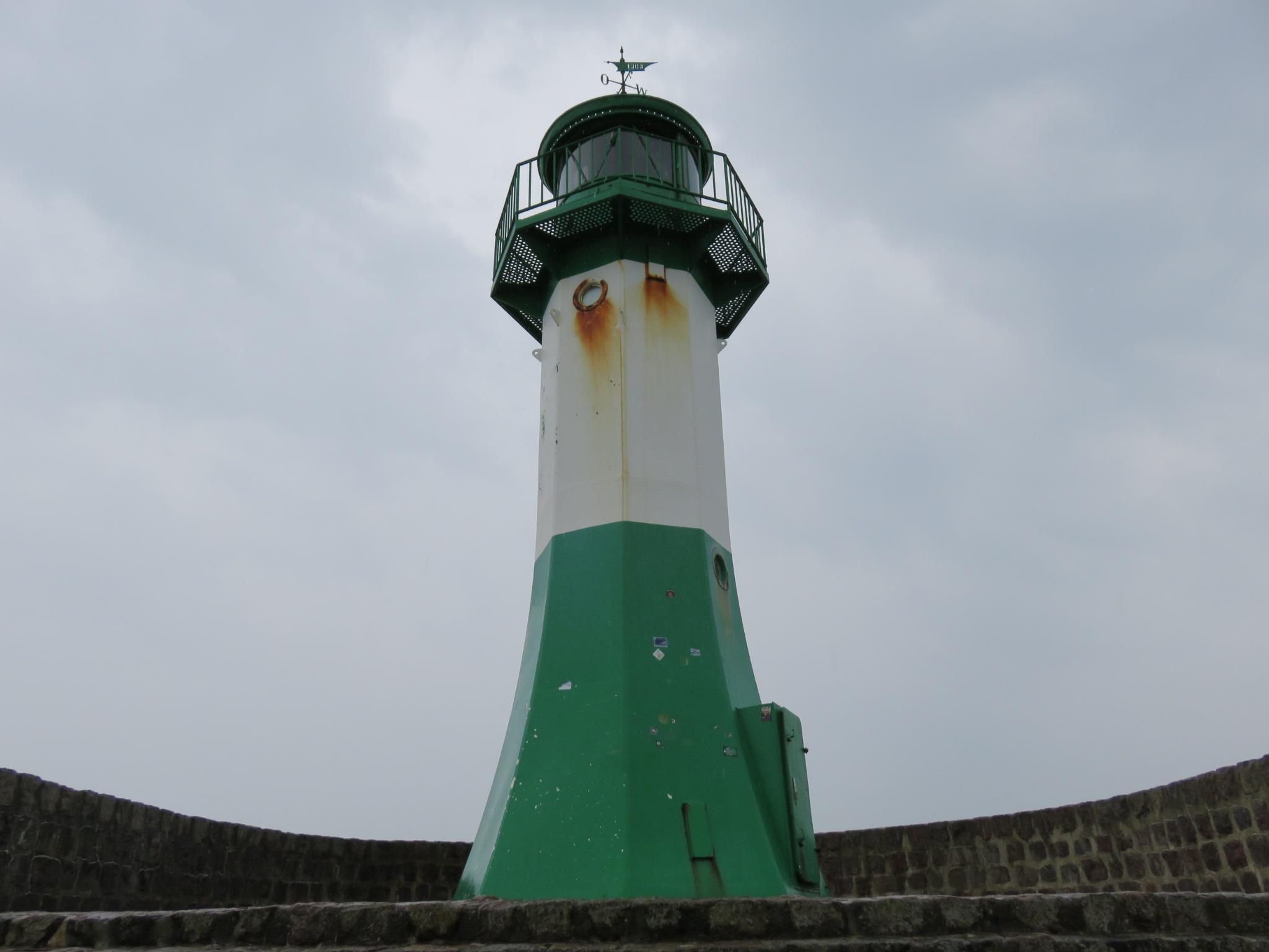 The Sassnitz Lighthouse