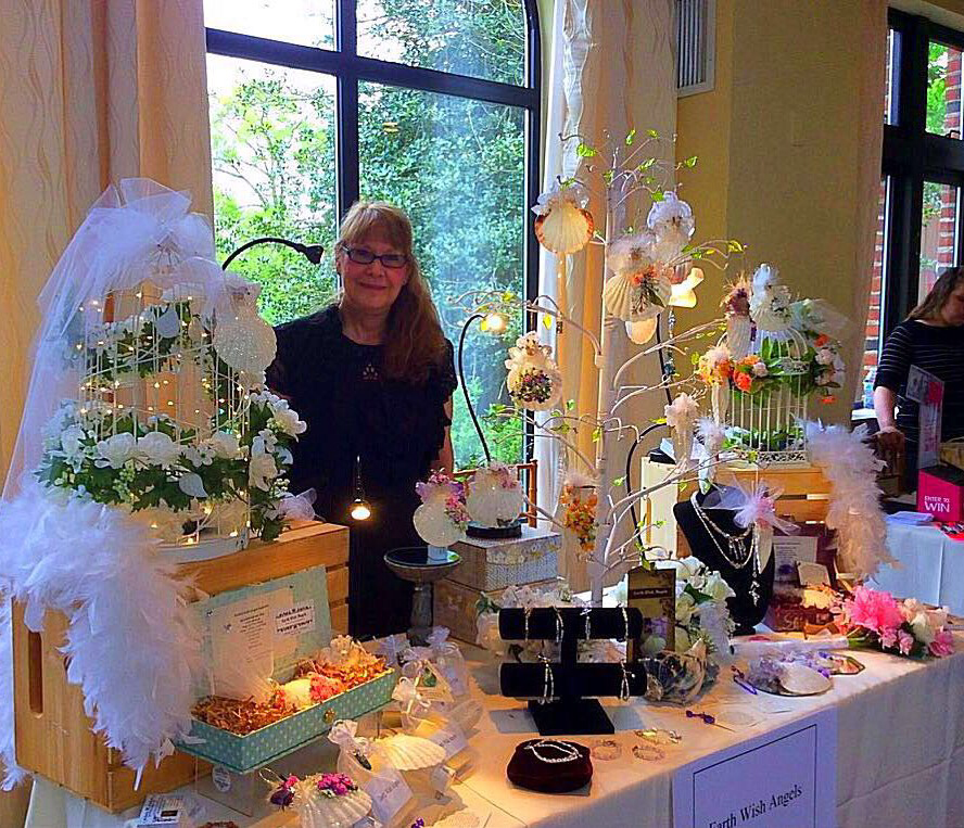 Carole Froehlich CEO and Designer of Earth Wish Angels LLC